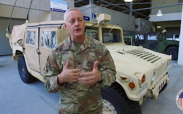Task Force 218th commander describes Hurricane Dorian response efforts
