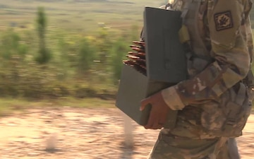 66th Troop Command Soldiers Enhance Warfighting Readiness with Crew Serve Weapons