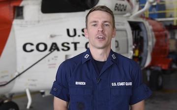 Coast Guard Damage Assessment Team deploys post Hurricane Dorian