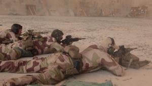 Norwegians Rifle Range