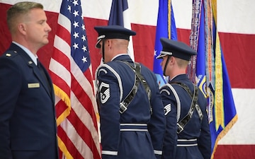 185th Air Refueling Wing Names Chief Master Sgt. Joe Donovan newest Command Chief