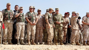 US, Partner Nations Participate in Exercise Eager Lion 2019 Combined Live Fire (without lower thirds)