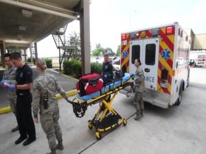 JBSA-Lackland Emergency Medical Services