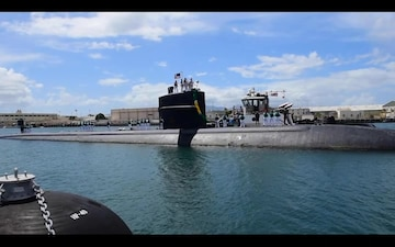 USS Olympia Successfully Completes Around-the-World Deployment
