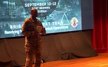 Maneuver Warfighter Conference Opening Speech