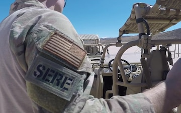 Nevada Test and Training Range SERE Specialists