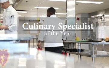 2019 Culinary Specialist of the Year