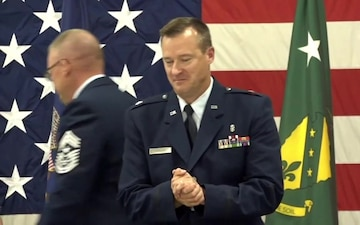 Brigadier General Robert Schulte Named NDNG Chief of Staff for Air