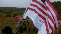 Never Forget: Lance Cpl. Seminar conducts memorial PT session