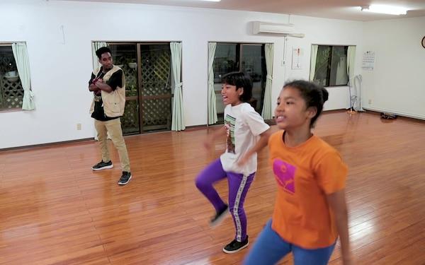 Okinawan and American Dance Studio teaching more than dance
