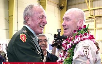 Gen. Frederick Weyand Birthday Video