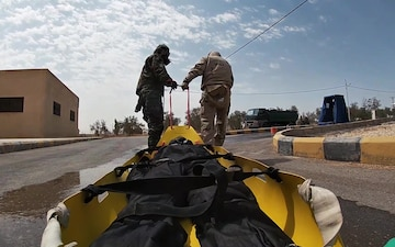 Chemical Biological Radiological and Nuclear Training Exercise Eager Lion 2019