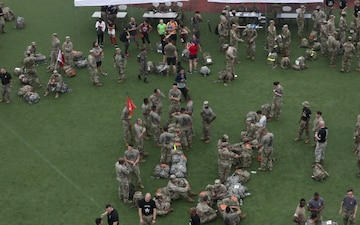 9/11 Remembrance Ruck March