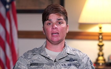 Share Your Truth - CMSgt Jennifer Moses