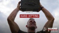 Marine Minute: Hard Hitting