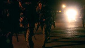 Combat Logistics Company 31 conducts company hike