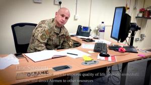 RAF Mildenhall Resiliency Agencies