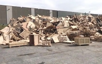 DLA-Susquehanna Pallet Recycling Program