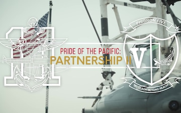 Pride of the Pacific: Partnership II