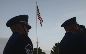 Whiteman Air Force Base Commemorates 9/11