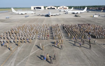116th Air Control Wing Shout Out Video