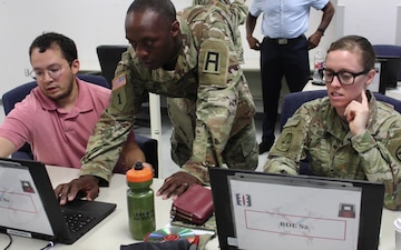 1188th Transportation Battalion Successfully Completes Mission Rehearsal Exercise.