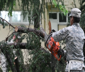 Typhoon Cleanup