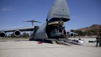 Strategic Lift and MCAS Camp Pendleton: Marines, airmen work together to deploy equipment, personnel
