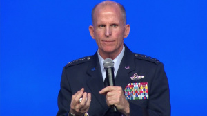 The Threat and the Strategy, 2019 Air Space & Cyber Conference