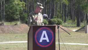 U.S. Army Central Welcomes New Command Sgt. Maj.