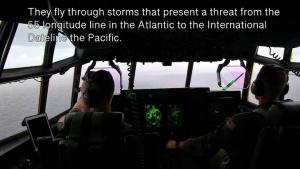 53rd WRS Airmen hunt for hurricanes