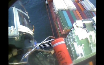 Coast Guard Medevacs Man 24 Miles East of Tybee Island