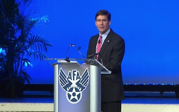 Remarks from the Secretary of Defense, 2019 Air Space & Cyber Conference