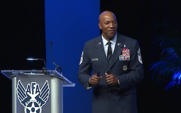 Connecting Airman To The Flight: Leading with Purpose, 2019 Air Space & Cyber Conference -