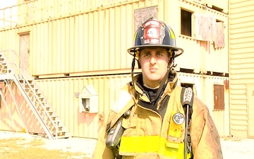 Firefighters Train at Muscatatuck