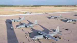 Dyess Airmen Make Deployment History