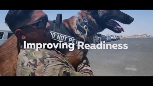 K-9 Medivac Helicopter Training AE Pkg