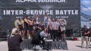 2019 Alpha Warrior Inter-Service Battle
