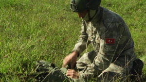 Turkish Commandos Train with U.S. and NATO Forces