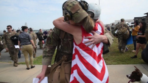 19 AW Welcomes Home Airmen from Deployment