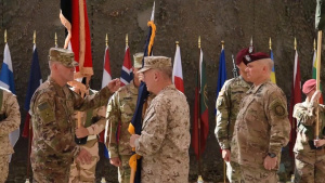 Combined Joint Task Force - Operation Inherent Resolve RIP-TOA 2019