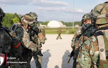 Special Operations, conventional force integration on display at Combined Resolve XII