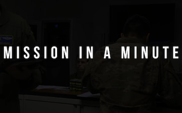 Mission in a Minute S02E07: Tactical Operations Center