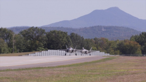First Air National Guard F-35s Arrive at Vermont's 158th FW
