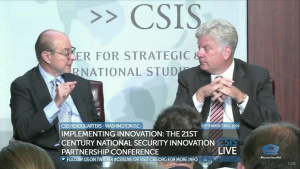DOD Officials Discuss 21st-Century National Security Innovation Partnership