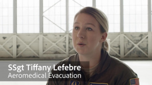 Staff Sgt. Tiffany Lefebre -- Mobility Guardian 2019 Highlight