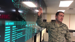 Pa. Air Guard's 112th COS trains cyber defense to Air Force