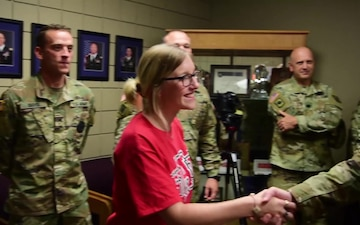 Arkansas Army National Guard's 1,000th recruit