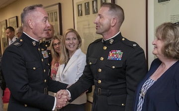 Gen. Joe Dunford's Farewell Message to the Joint Force