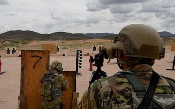 203rd GCTS and 204th SFS live-fire weapons training